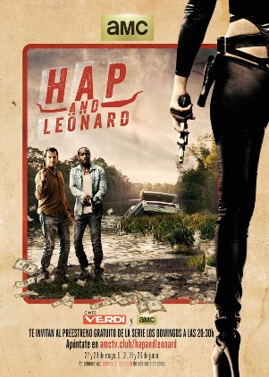 Hap and Leonard Cines Verdi