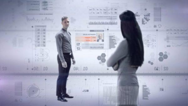 Promo Halcyon serie realidad virtual