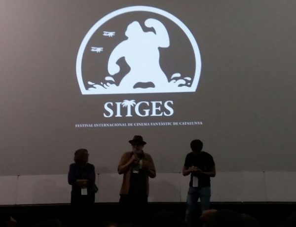 Billy O'Brien (director) - Festival Sitges 2016