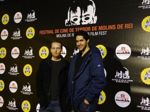 Miembros de K-Shop - Festival TerrorMolins