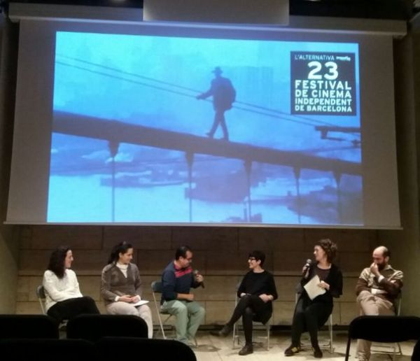 Debate gentrificación CCCB - L'Alternativa 2016