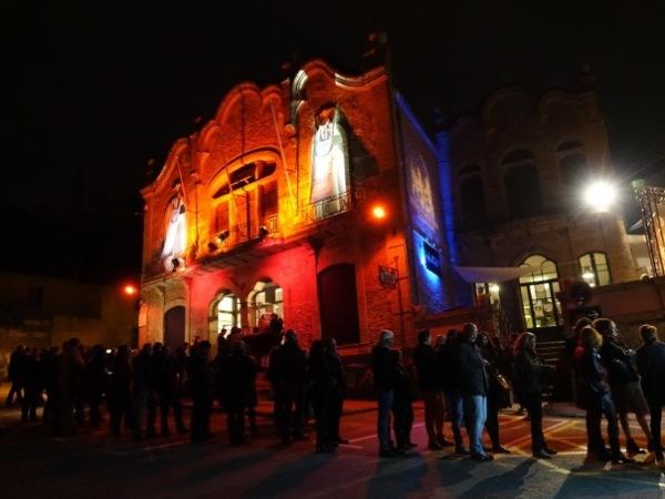 Teatro de La Peni Molins de Rei - Festifal TerrorMolins