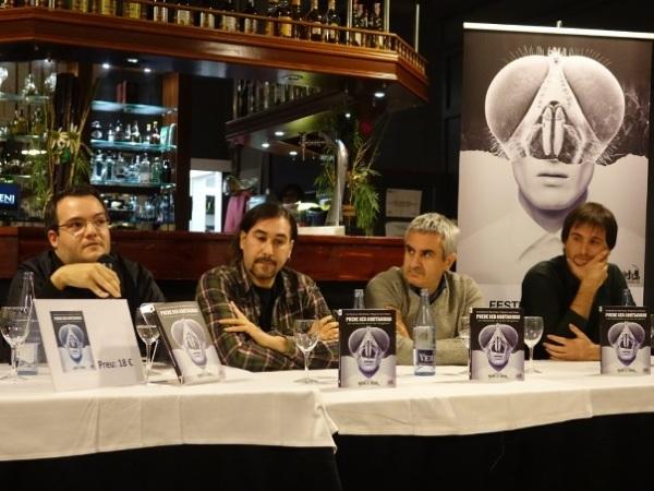 Presentación libro oficial - Festival TerrorMolins