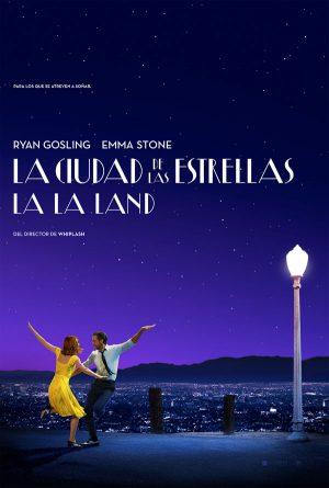 La Ciudad de las Estrellas - cartel de cine