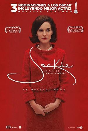Jackie - cartel de cine
