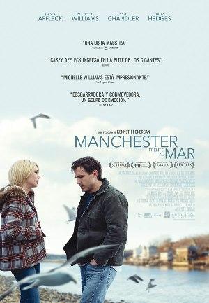 Manchester frente al mar - cartel de cine