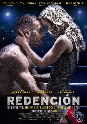 Redención (Southpaw) - cartel de cine