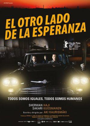 El otro lado de la esperanza - cartel de cine