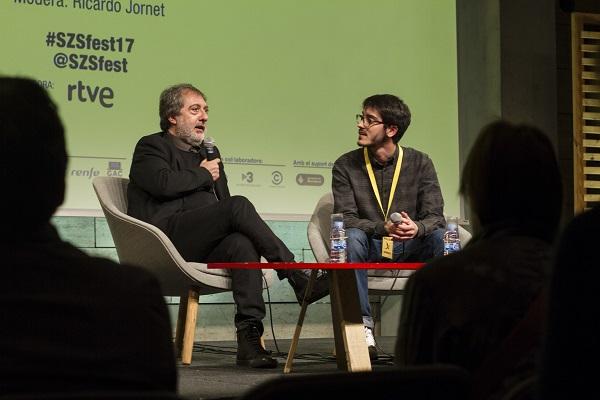 Serielizados Fest - Entrevista Javier Olivares