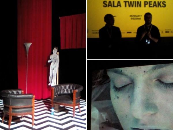 Serielizados Fest - Sala Twin Peaks