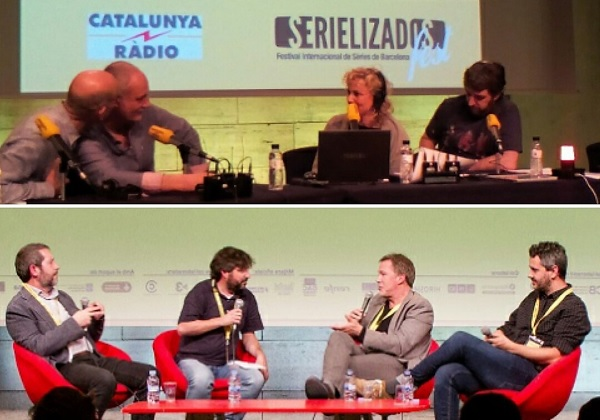 Serielizados Fest - Mònica Terribas & Jordi Évole