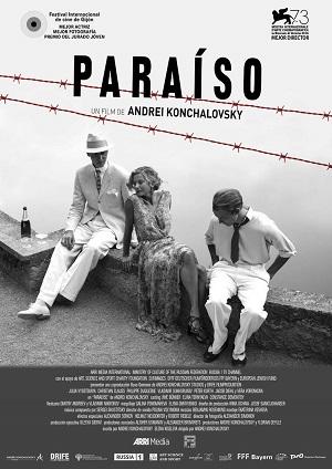 Paraíso - cartel de cine