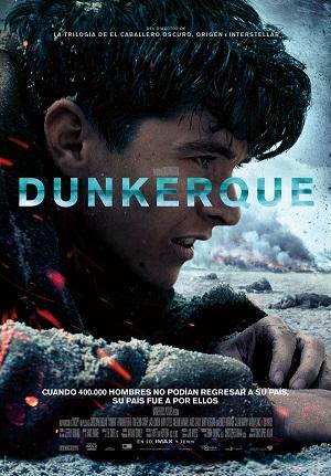 Dunkerque  - cartel de cine