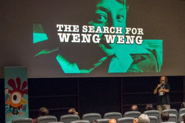 Fesnits 2017 - Andrew Leavold masterclass de Weng Weng