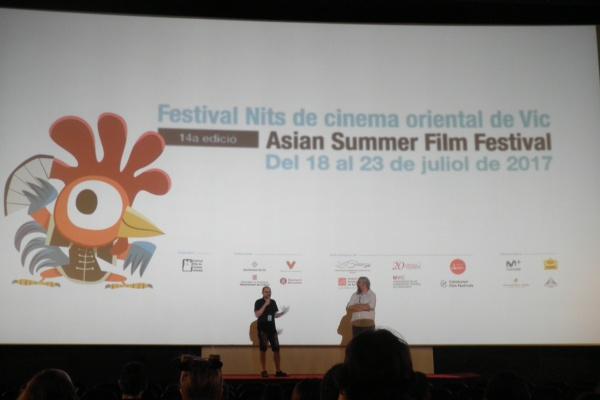 Fesnits 2017 - Presentación film