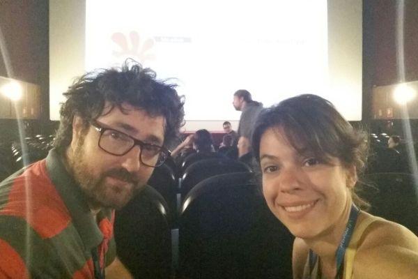 Fesnits 2017 - Selfie en el Cinema Vigatà