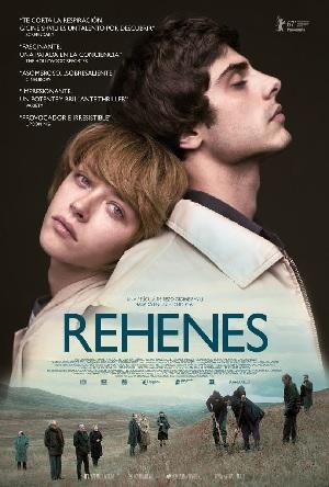 Rehenes - cartel de cine