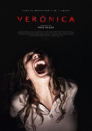 Verónica - cartel de cine