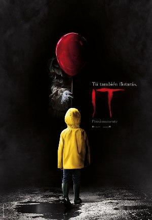 IT - cartel de cine
