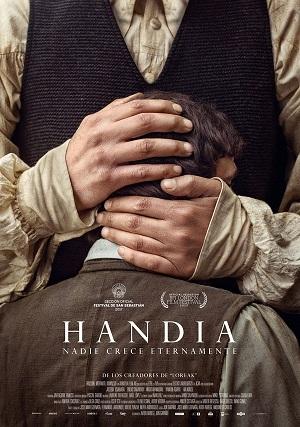 Handia - cartel de cine