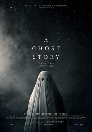 A Ghost Story - cartel de cine