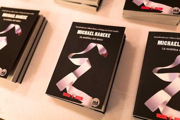 'Haneke: La estética del terror' libro oficial TerrorMolins 2017