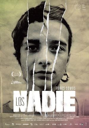 Los nadie - cartel de cine