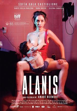 Alanis - cartel de cine