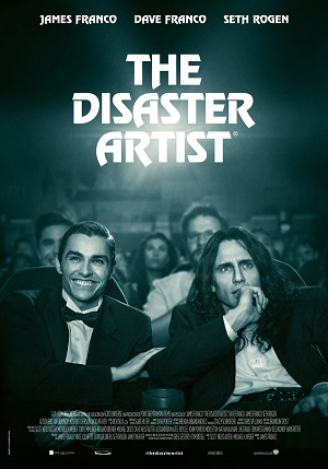 The Disaster Artist - cartel de cine