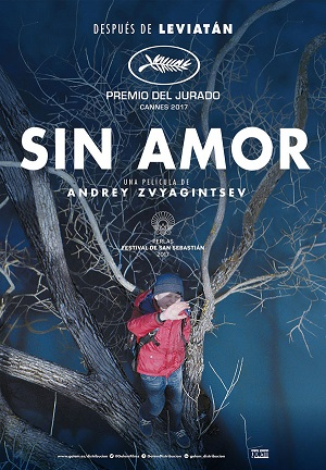 Sin amor (Loveless) - cartel de cine