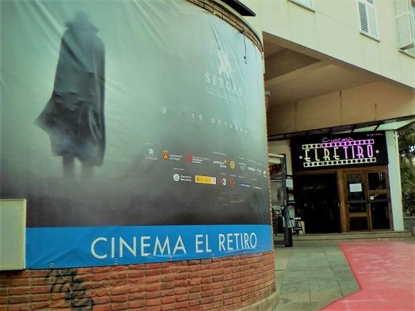 Cine El Retiro Sitges 2017