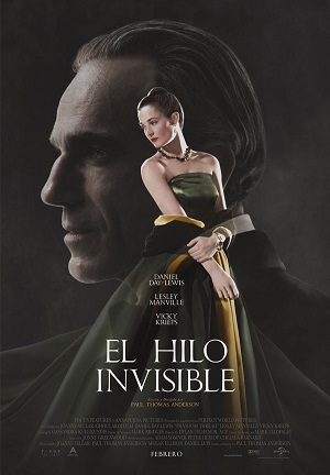 El hilo invisible - cartel de cine
