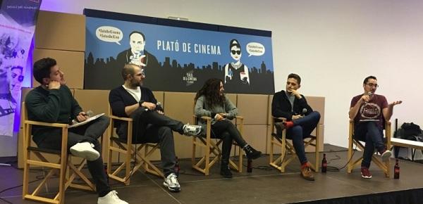 BirraSeries sobre comedia el III Salón del Cine - Desde el sofá