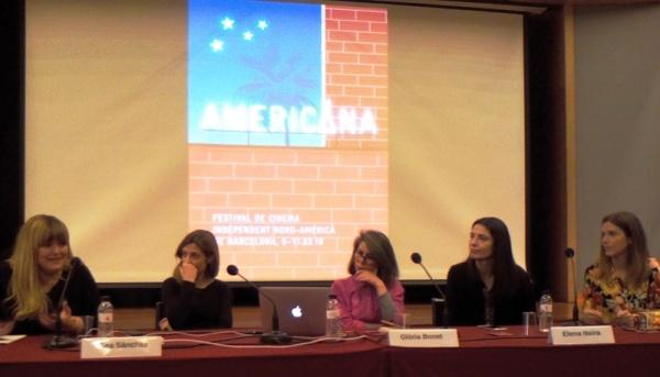 Americana Film Fest 2018 - Sesión profesional sobre comunicación en festivales