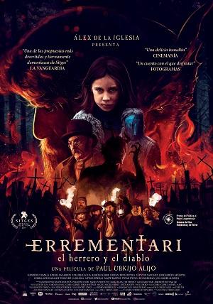 Errementari (El herrero y el diablo) - cartel de cine