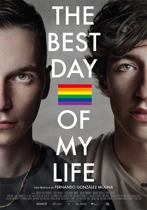 The Best Day of My Life  - cartel de cine