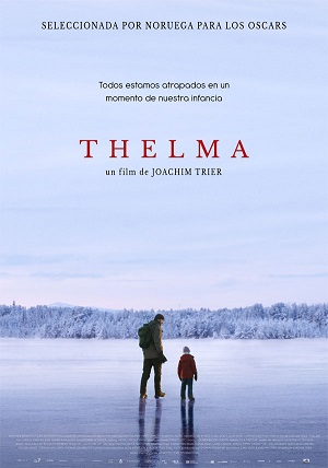 Thelma - cartel de cine