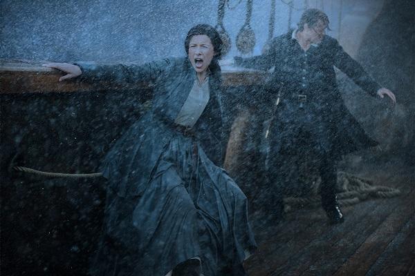 Outlander tercera temporada - serie