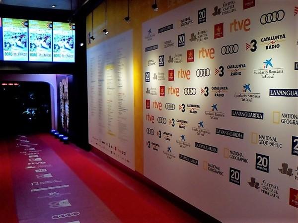 BCN Film Fest 2018 - Alfombra roja