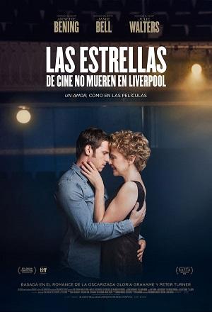 Las estrellas de cine no mueren en Liverpool - cartel de cine