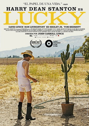 Lucky - cartel de cine