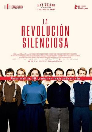 La revolución silenciosa - cartel de cine