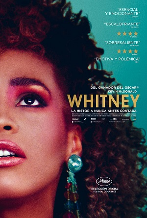Whitney - cartel de cine